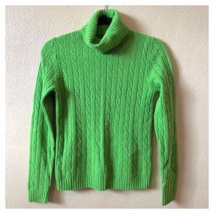XS    J.Crew turtleneck sweater